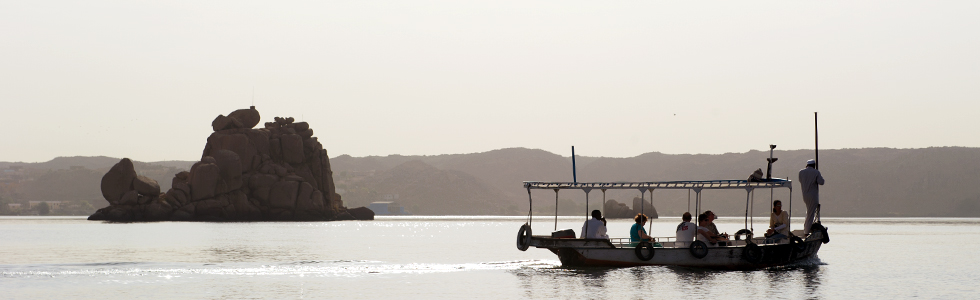 Enjoy Cruising the Nile While Visiting Ancient Temples