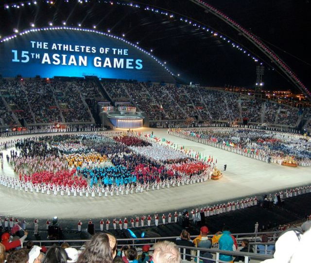 All Main Events Will Be Held In Jakarta Marking Its Second Time As Asian Games Host Venue Since  Indonesia Event