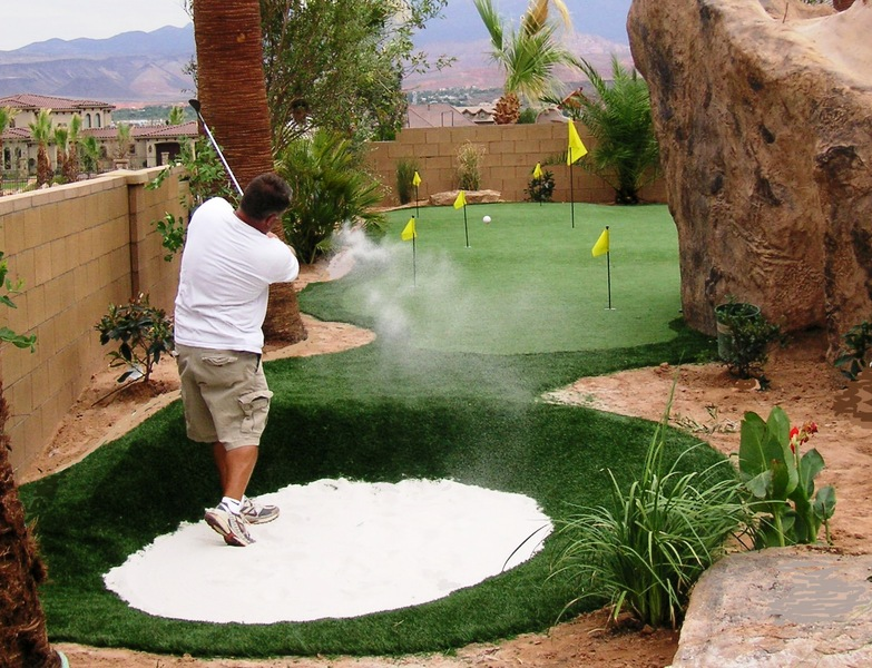 Tour Greens | Outdoor Putting Greens on Putting Green Ideas For Backyard id=83142