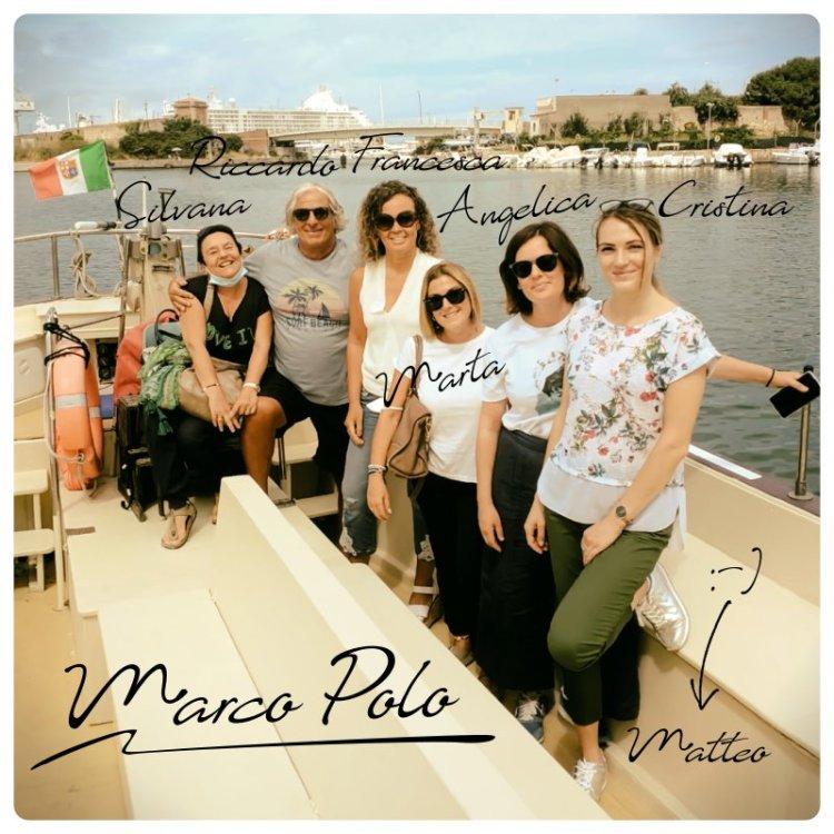 Staff Marco Polo Livorno