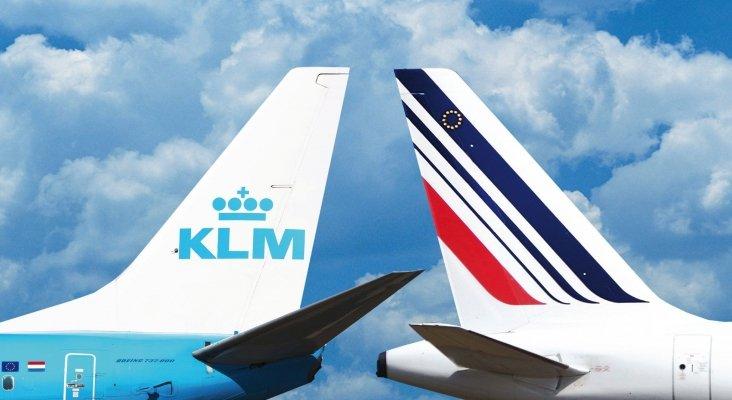 Resultado de imagen de Grupo Air France-KLM