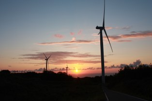Windmill Sunset 2