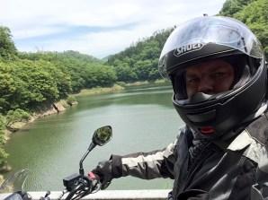 Dam Selfie in Kitsuka