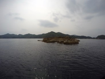 Small islet? Large rock?