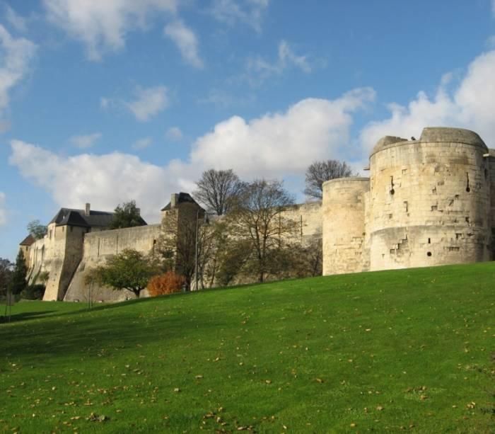 wonderful chateau in normandy france euroresalescom - HD2104×1554