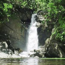 Los Saltos de Jima, un tesoro escondido en Bonao