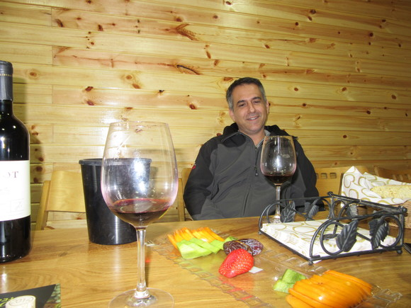 Boutique Wine - Gvaot Winery Tour Israel 2015 (10)