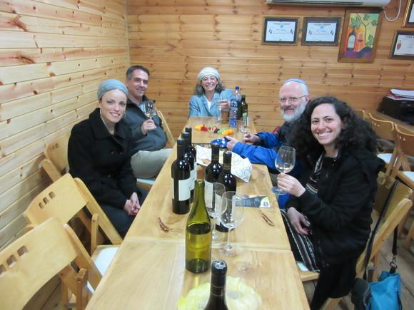 Boutique Wine - Gvaot Winery Tour Israel 2015 (9)