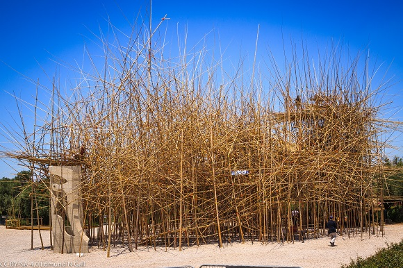 Touring Israel - big bambu