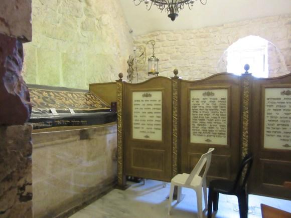 tomb of king david, old city jerusalem, photo by deena levenstein