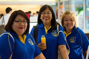 More recently, the three sisters went together with the ACS in Singapore for the Three Festival.