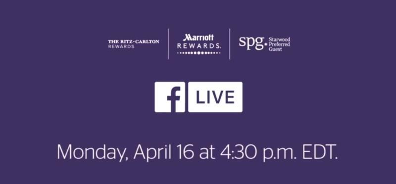 SPG Marriott Announcement