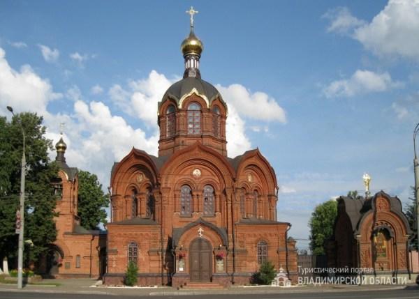 Церковь Архангела Михаила на Студеной Горе во Владимире