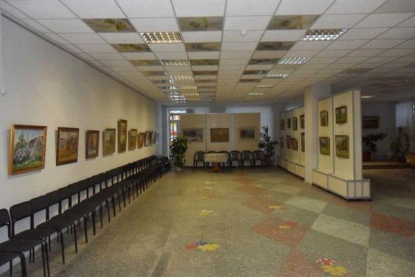 Картинная галерея в Кольчугино Владимирской области