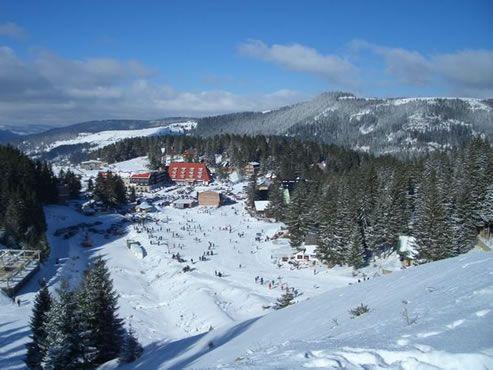 جبل فى البوسنة