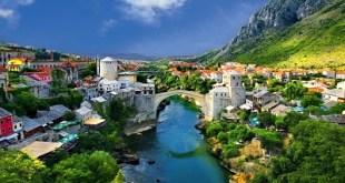 مدينة موستار البوسنة والهرسك