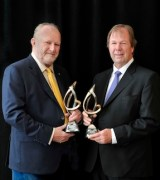 2011 Award - Keith Strong & Gary DeGroote