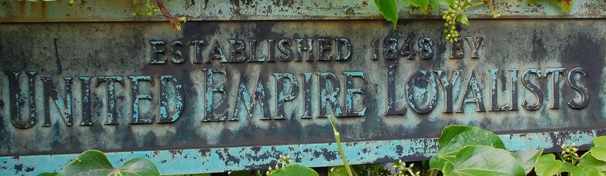 United Empire Loyalists Cemetary