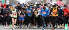 Trillium College_Chilly Half Marathon_Start