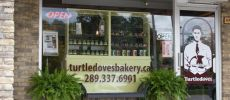 Turtle Doves Bakery_ Front entrance