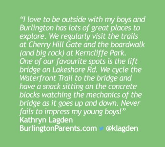 Kathryn Lagden Burlington Parents