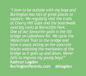 Kathryn Lagden Burlington Parents