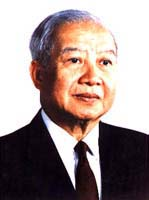 King Sihanouk