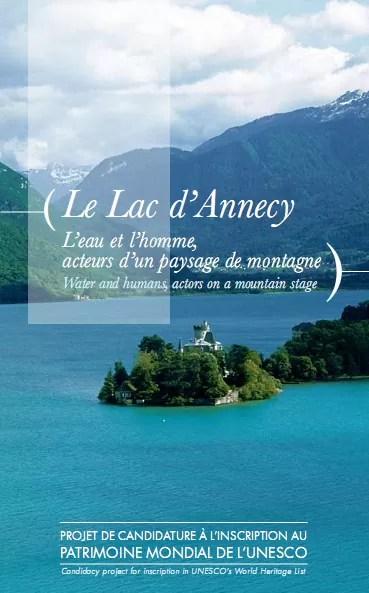 Le lac d'Annecy Patrimoine mondial de l'UNESCO ?