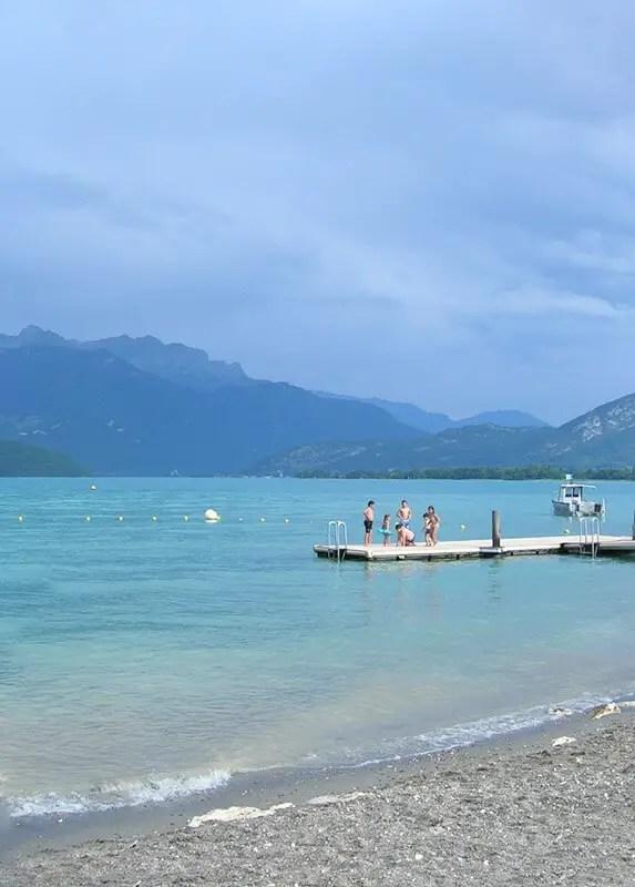 Le lac le plus pur d'Europe ?