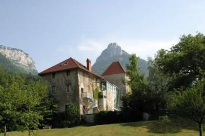 château d'arenthon