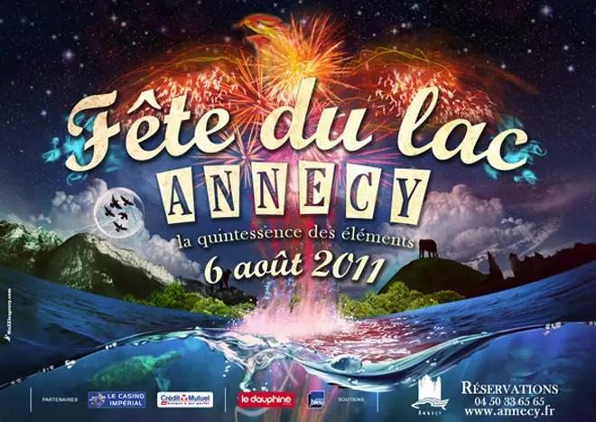 Annecy : quintessence des éléments