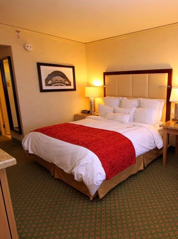 Chambre d'hôtel à Annecy