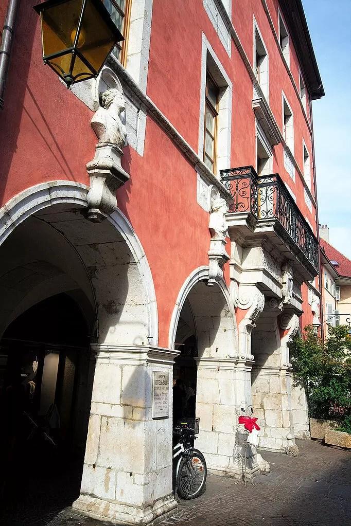 Hôtel de Sales
