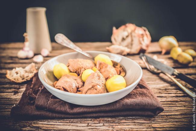 Tripous de l'Aveyron © E. Gentils / The Food Eye