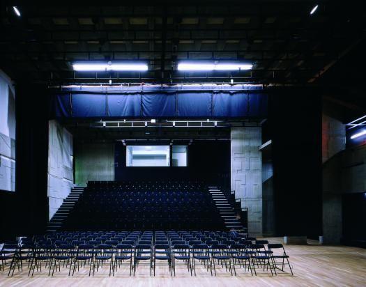 Salles De Runions Au Centre National De La Danse Pantin