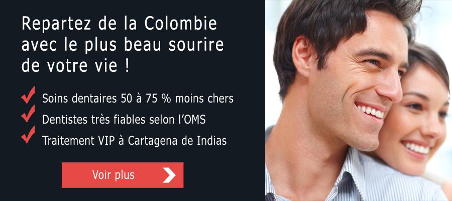 Tourisme dentaire en Colombie