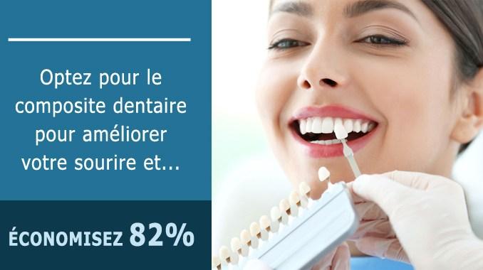 Composite dentaire