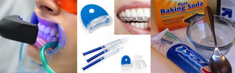 Solutions pour blanchir les dents