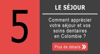 Séjour en Colombie pour des soins dentaires