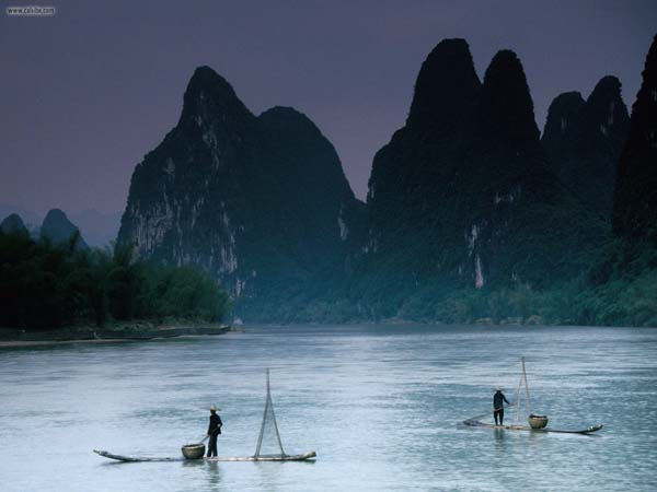 Fishermen_on_the_Li_River_Guilin_China