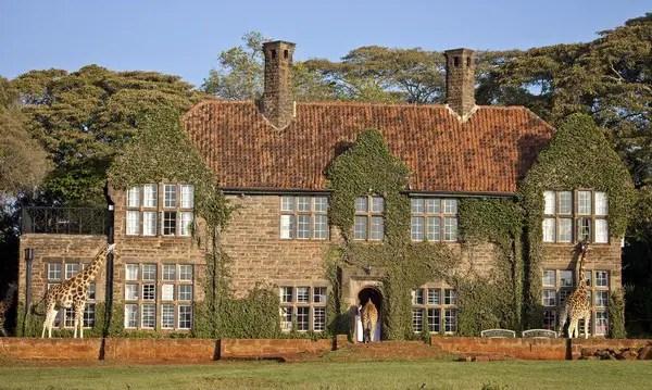 Girrafe Manor