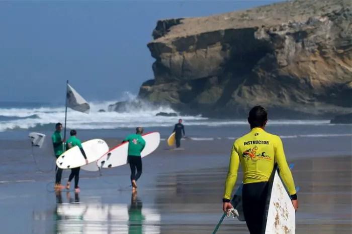 algarve surf & yoga, Portugal 2