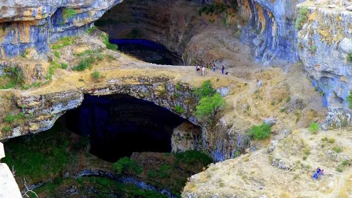 baatara gorge waterfall, lebanon (6)