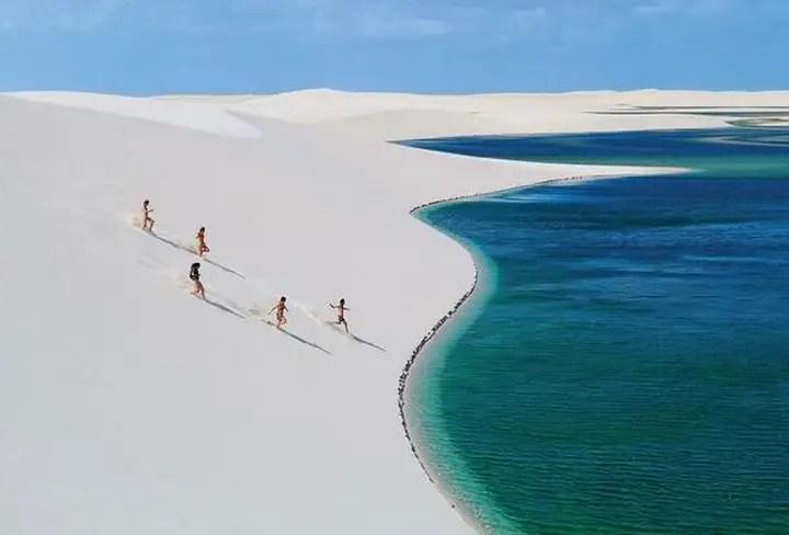Lencois Maranhenses National Park, Brasil (3)