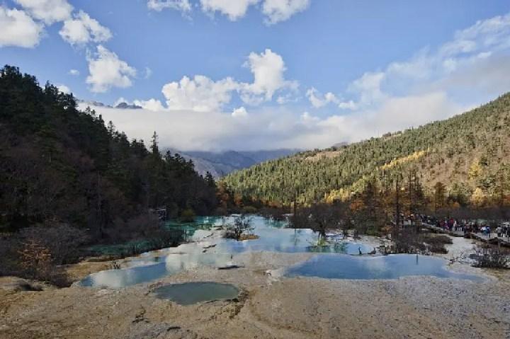 Huanglong Valley, China (11)