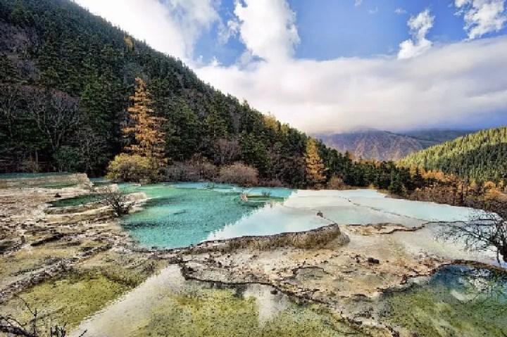 Huanglong Valley, China (12)
