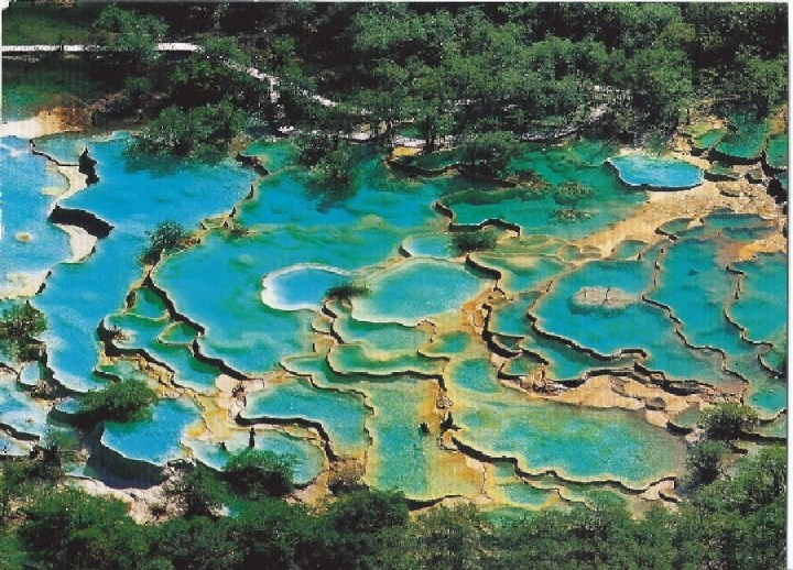 Huanglong Valley, China (13)
