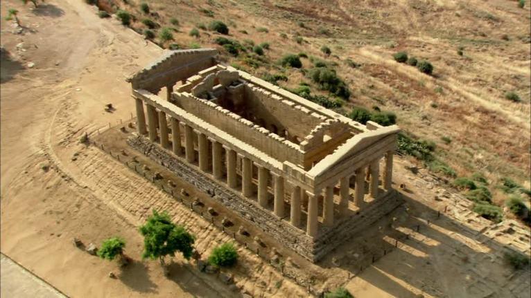 Tempio della Concordia ad Agrigento