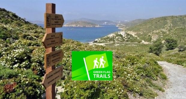 Green Flag Trails Greece