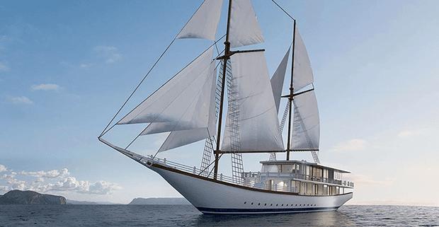Komodo Cruise Yacht Indonesia